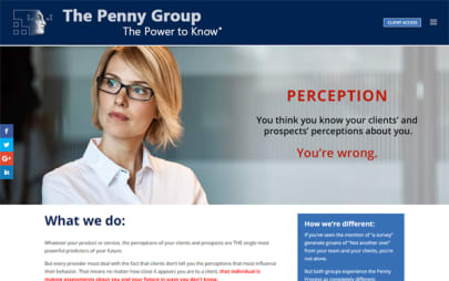 The Penny Group