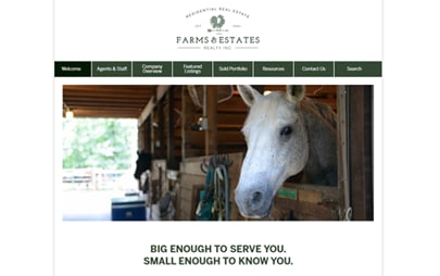 Farms and Estates Realty